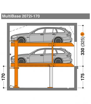 MultiBase 2072i 170 - MultiBase 2072i