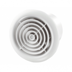 Ventilator tavan diam 100mm, debit 98mc/h - Ventilatie casnica ventilatoare axiale de perete