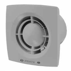 Ventilator cu timer si senzor umiditate 100X1TH metal - Ventilatie casnica ventilatoare axiale de perete