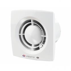 Ventilator fi 100mm cu timer si intrerupator fir - Ventilatie casnica ventilatoare axiale de perete