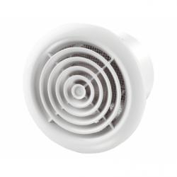 Ventilator de tavan diam 100mm cu timer - Ventilatie casnica ventilatoare axiale de perete