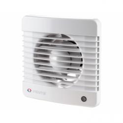 Ventilator axial diam 125mm cu intrerupator fir - Ventilatie casnica ventilatoare axiale de perete