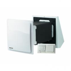 Twin Fresh SA 60 - Ventilatie casnica ventilatoare axiale de perete