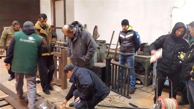 Workshop pentru montatori la Bencomp Buzau - Workshop pentru montatori la Bencomp Buzau