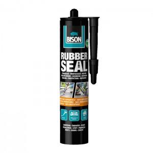 Hidroizolatie pe baza de bitum modificat cu polimeri si cauciuc - BISON Rubber Seal - Rubber Seal