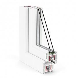 Tamplarie PVC - Rehau profile BRILLANT 70 sau 80 mm - Profile PVC - Rehau