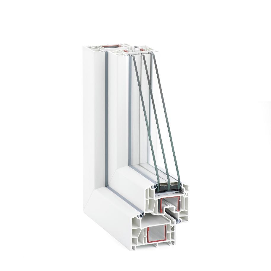 ferestre din profile pvc rehau. Black Bedroom Furniture Sets. Home Design Ideas