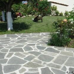Ardezie poligonala Kavala - Lespezi XXL - Decor gradina