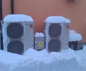 Pompe de caldura Aer-Apa - ZUBADAN 23 KW - Pompe de caldura AER-APA / AER-AER - ZUBADAN