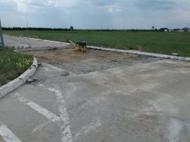 Exemplificarea unor reparatii zonale ale betoanelor degradate -  Reparatii zonale ale betoanelor fisurate/degradate