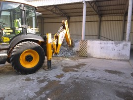 Demolare -  Reparatii zonale ale betoanelor fisurate/degradate