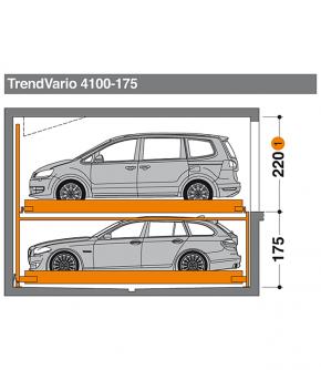 TrendVario 4100 175 - TrendVario 4100