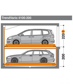 TrendVario 4100 200 - TrendVario 4100