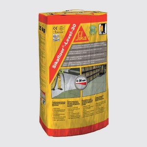 Sapa autonivelanta pe baza de ciment - Sape autonivelante