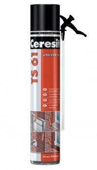 TS 61 Universal - Spuma poliuretanica de montaj, pentru vara - Spume poliuretanice - Ceresit