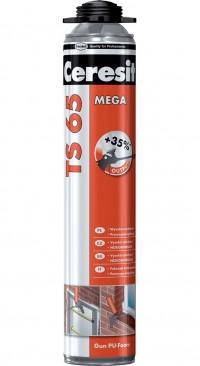 TS 65 Mega - Spuma poliuretanica de pistol, pentru vara, cu expandare ridicata - Spume poliuretanice - Ceresit