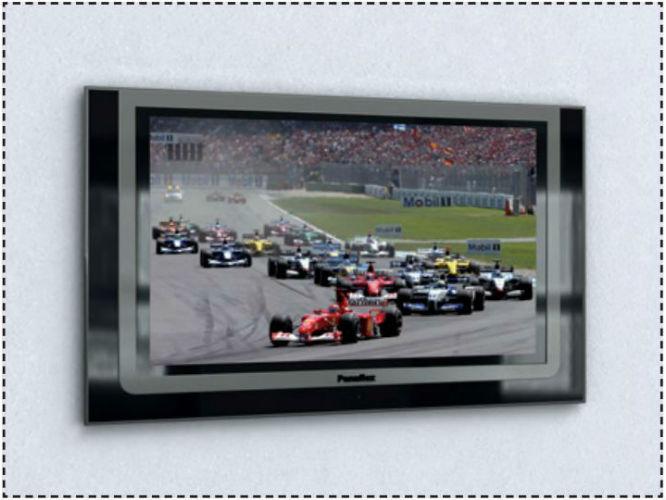 Televizor - Structuri durabile cu diblurile Tox Tri