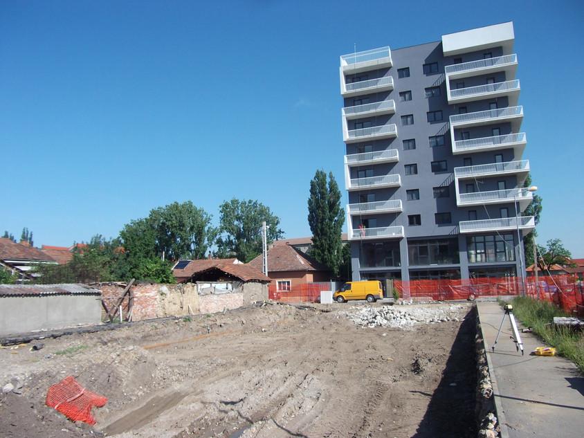 Tehnologia Penetron folosita drept solutie de impermeabilizare la un ansamblu rezidential din Oradea - Tehnologia Penetron
