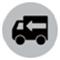 20 de rute de livrare saptamanale, acoperind toate regiunile tarii - Color-Metal