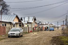 Comunitatea roma din Boldesti-Scaeni - Castigatorul Romanian Building Awards 2016 a dovedit cum valoarea spatiului construit trece de constructie