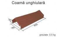 coama unghiulara - Accesorii pentru acoperis