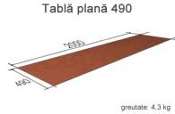 tabla plana 490 - Accesorii pentru acoperis