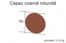 capac coama rotunda - Accesorii pentru acoperis
