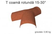 T coama rotunda 15-30 grade - Accesorii pentru acoperis