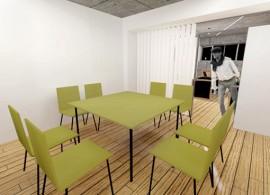 Din garaj in birou (transformare) - Din garaj in birou (transformare)