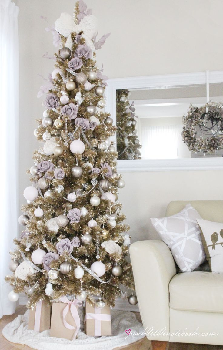 Christmas Tree Colour Schemes 2017