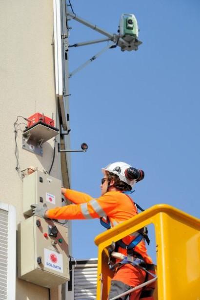 Servicii de instrumentare si monitorizare seismica - Servicii de instrumentare si monitorizare a vibratiilor