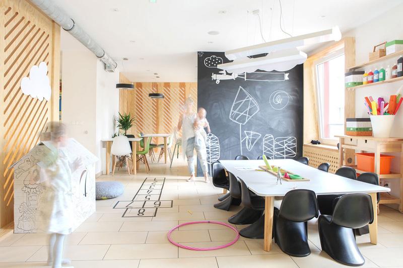 28 Form  - 14 cafenele care-ti dovedesc frumusetea design-ului creativ