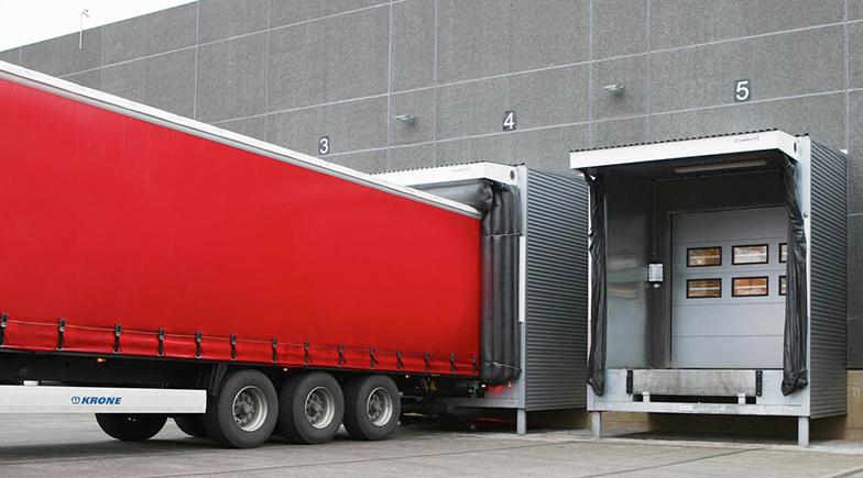 Usi industriale si solutii de andocare - Solutii profesionale de la ASSA ABLOY