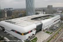 Promenada Mall Floreasca - PROIECTE din Romania realizate cu ALUCOBOND