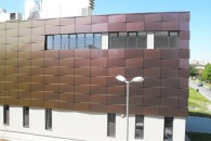 Laborator INCEMC Timisoara - PROIECTE din Romania realizate cu ALUCOBOND