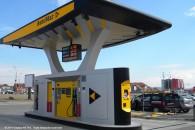 Statii carburant  - PROIECTE din Romania realizate cu ALUCOBOND