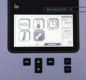 Pompa de caldura IDM automatizarea NAVIGATOR IDM - Automatizare IDM - NAVIGATOR® pentru pompe de caldura