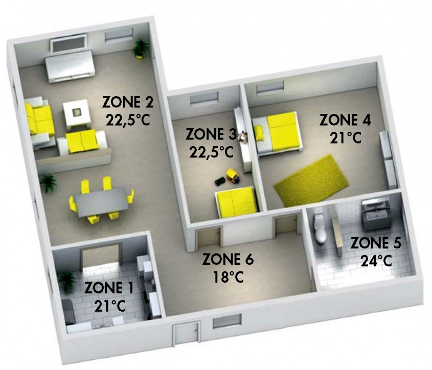 Pompa de caldura IDM NAVIGATOR 2 0 control temperaturi incaperi IDM - Automatizare IDM - NAVIGATOR®