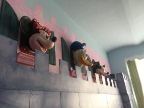 Amenajare clasa stil Disney - Amenajari de clase