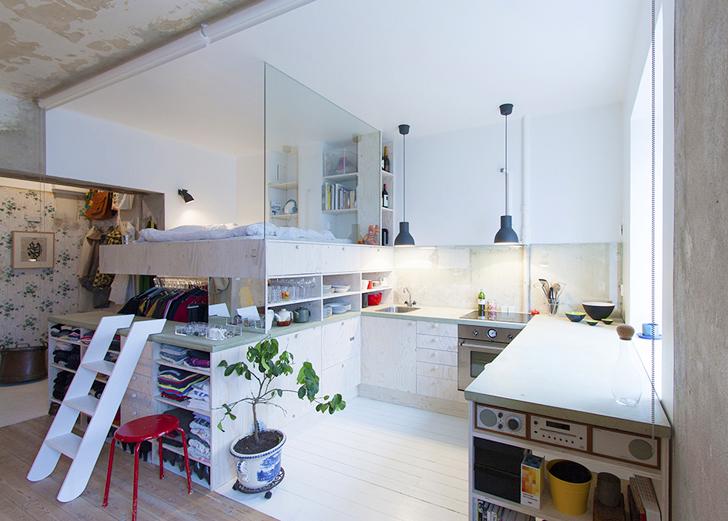 Apartament din Stockholm - Apartament din Stockholm