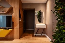 Intrare in apartament / zona hol - Apartament The Park