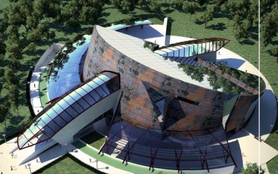 Noul Muzeu de Arta Vizuala Galati - Noul Muzeu de Artă Vizuală din Galați, un proiect în valoare de 5 milioane de euro