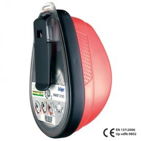 Protectie respiratorie PARAT 3100 pentru zone cu min. 17% oxigen - Protectie respiratorie / Aparate