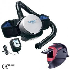 Protectie respiratorie X-PLORE 7300 (Pentru sudori) - Protectie respiratorie / Aparate