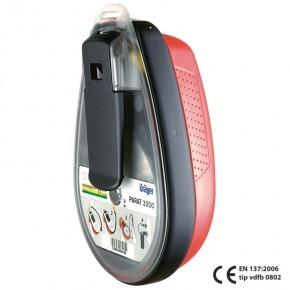 Protectie respiratorie PARAT 3200 pentru zone cu min. 17% oxigen - Protectie respiratorie / Aparate
