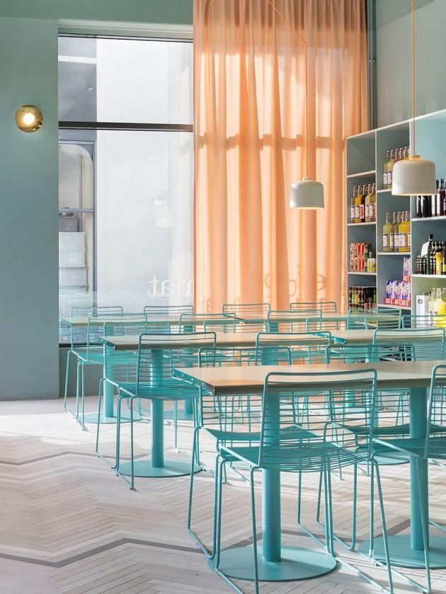 Finewood - 14 cafenele care-ti dovedesc frumusetea design-ului creativ