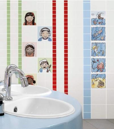 Mozaic ceramic colectia Plural kids - Mozaic