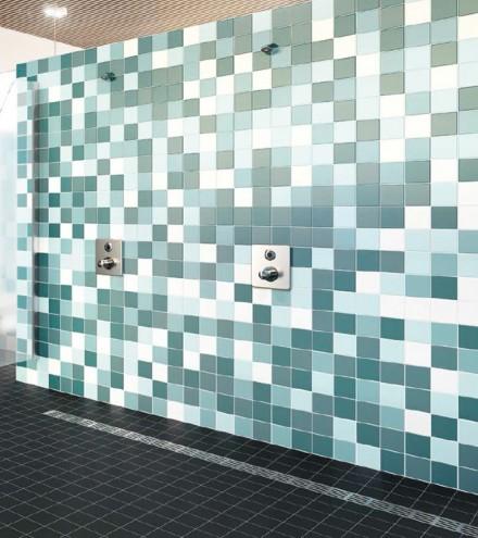 Mozaic ceramic colectia Plural non-slip - Mozaic