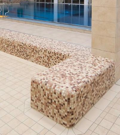 Mozaic ceramic colectia Plural - Mozaic