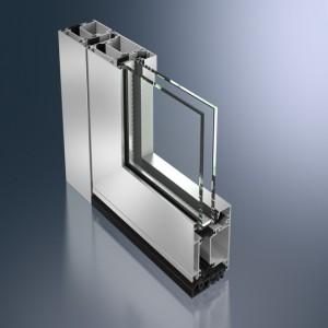 Profil din aluminiu pentru usa - Schüco ADS 60 - Sisteme de profile din aluminiu pentru usi
